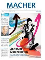 MACHER - Ausgabe 04/2014