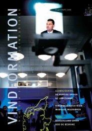 Vindformation 41, marts 2006 (pdf) - Vindmølleindustrien