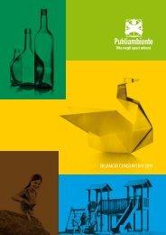 BILANCIO CONSUNTIVO 2010 - Publiambiente SpA