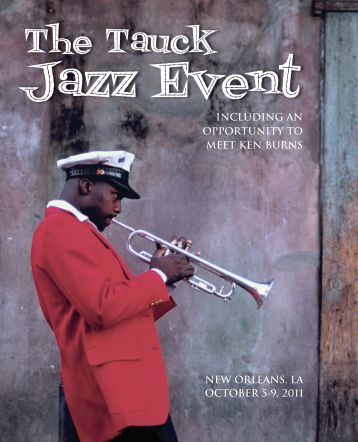 The Tauck Jazz Event