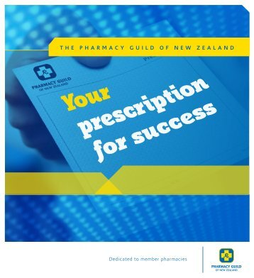 Download - Pharmacy Guild of New Zealand