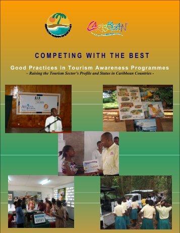 Good Practices in Tourism Awareness Programmes - Caribbean ...