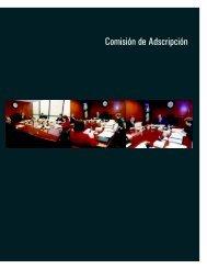 Comisión de Adscripción