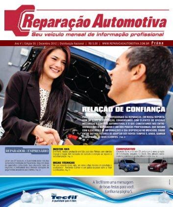 Edição 55 - Reparação Automotiva