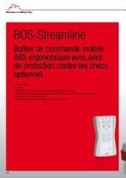 BOS-Streamline - Bopla