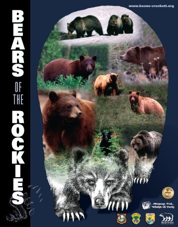 Poster - front and back | 5.4 MB PDF - Boone and Crockett Club