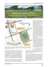Retentionsbodenfilter - Flußmeister