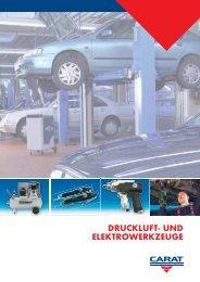 DRUCKLUFT- UND ELEKTROWERKZEUGE - AUTOTEILE SCHOLZ