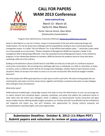 call for research papers in management 2013 In-depth call center industry research reports provided by icmi.