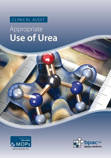 Appropriate Use of Urea - Bpac.org.nz