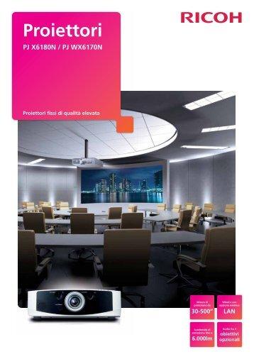 Brochure prodotto - Ricoh