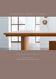 Prospekt_Mandura (PDF | 1 MB) - Möbel Hinkel