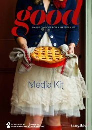 Download the media kit - Tangible Media
