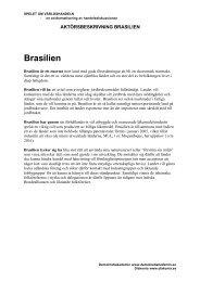 Spelet om världshandeln, Brasilien - Stockholm Resilience Centre
