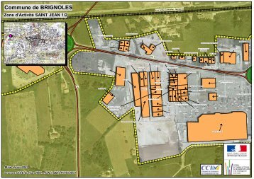 Le plan de la zone Saint Jean (PDF)