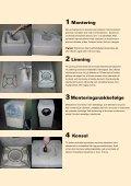 Monteringsanvisning på enkelt modulskorstene - Page 4