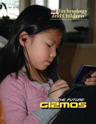 gizmos - International Technology and Engineering Educators ...