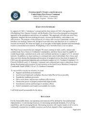 (personnel, equipment, supplies, training, ordnance ... - US Navy