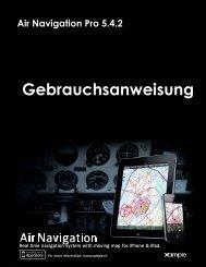 DE_Air Navigation Pro 5.4.2 Manual - Xample