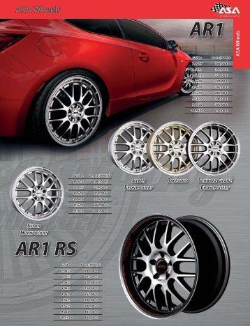 AR1 AR1 RS - Bullock-Style