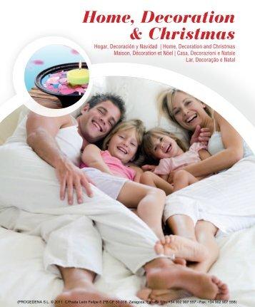 Home, Decoration & Christmas - Progedena