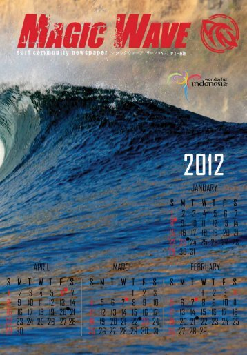 November 2011 - Magic Wave