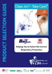 PRODUCT SELECTION GUIDE - JBS Group