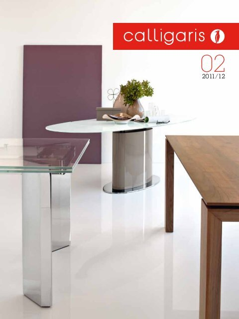 catalogue - Calligaris