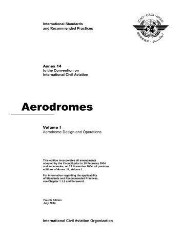 manual aerodrome stds rh yumpu com