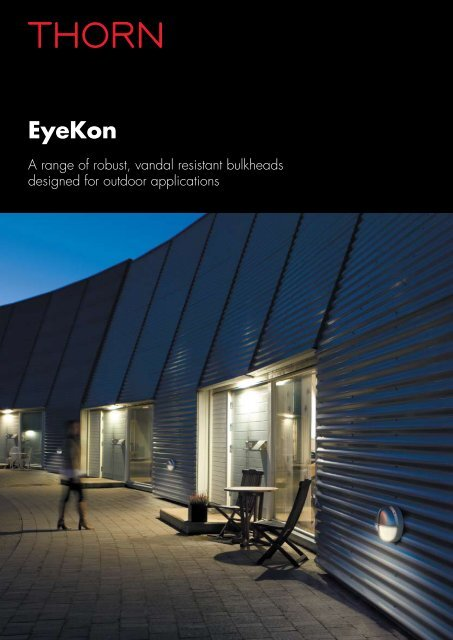 Download Brochure [PDF/4MB] - THORN Lighting