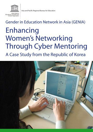 Enhancing Women's Networking Through Cyber Mentoring