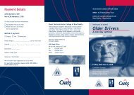 Older Drivers - Centre for Accident Research and Road Safety ...