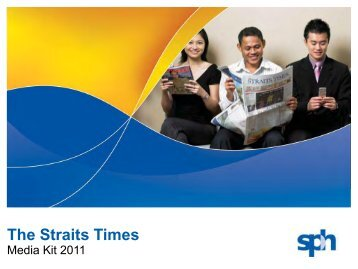 The Straits Times - Singapore Press Holdings