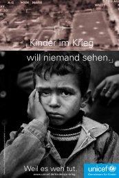 Kinder im Krieg - younicef.de