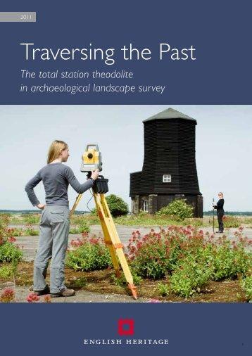 Traversing the Past - English Heritage