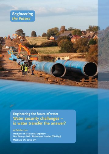 A4 Water Security - Royal Academy of Engineering