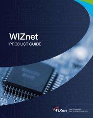 WIZnet Brochure Feb 2012 - SemiconductorStore.com