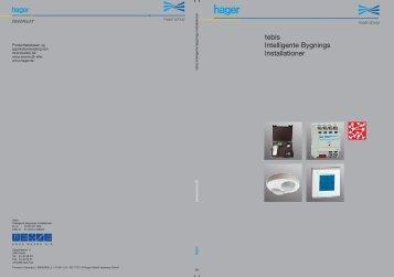 tebis Intelligente Bygnings Installationer