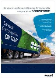 A4 flyer udlejning klima showroom_ebook - Sanistål A/S