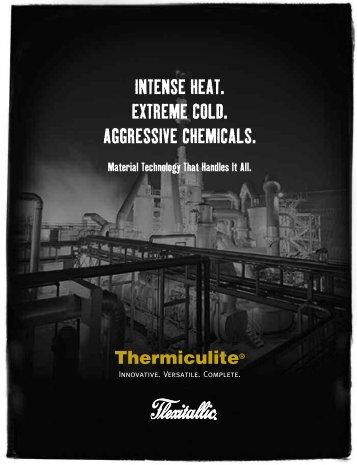 intense heat. extreme cold. aggressive chemicals. - Flexitallic Ltd