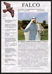 His Highness Sheikh Zayed bin Sultan Al Nahyan - International ...