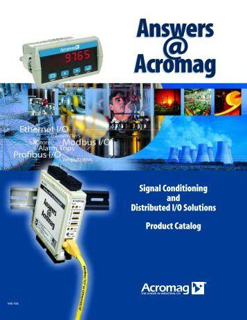 Acromag I/O Solutions - Mercado-ideal