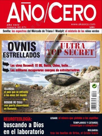 revista año cero- febrero 2014
