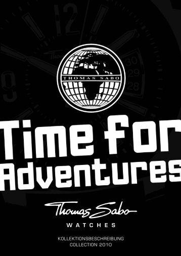 """""""Time for Adventures""""! Die Zeit läuft! - Juwelier Veronika Ophey"""