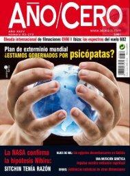 revista año cero- Marzo 2014