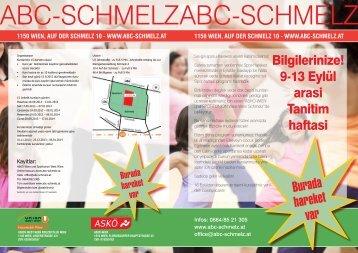 Burada hareket var - ABC-Schmelz