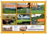 Wülfrath Abfallkalender 2012 - Awista