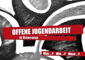 Offene Jugendarbeit in Österreich - Jugendreferat