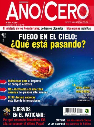revista año cero- Abril 2014