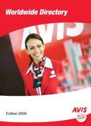 Worldwide Directory - Avis